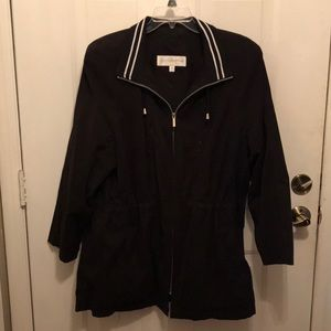 Liz Claiborne lightweight jacket. Like new.